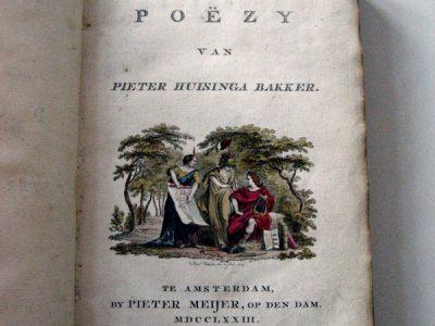 Titelpagina met oorspronkelijke illustratie.
