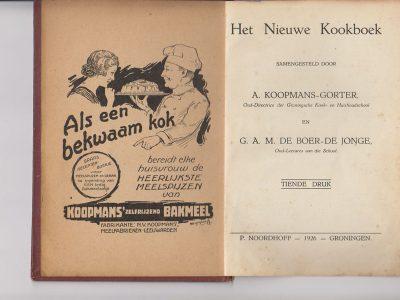 Uit 1926.